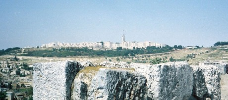 Mt Scopus From Ramparts-Website